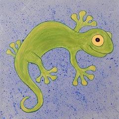 Leapin Lizard