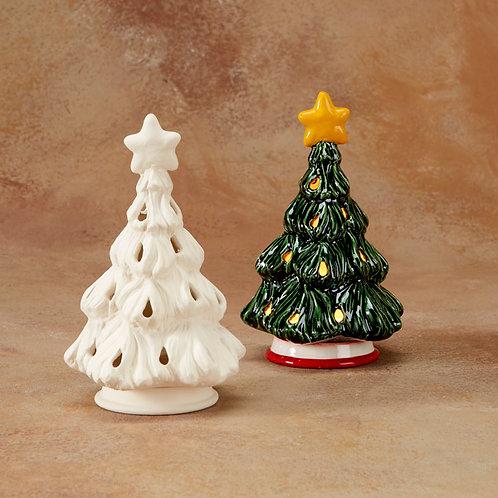 Christmas Tree Votive