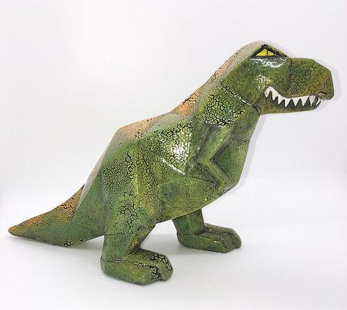 Textured T-Rex Figurine Painting Kit
