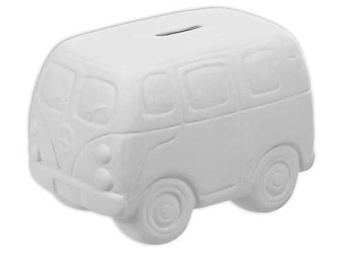 Hippie Van Bank Painting Kit