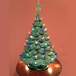 Large Christmas Tree with Parts 16inch Painting Kit