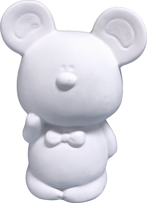 Cute Mouse Standing Statue Painting Kit