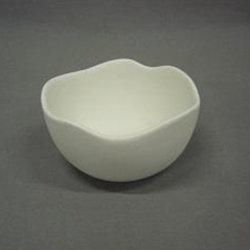 Wavy Edge Bowl