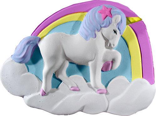 Unicorn Rainbow Plaque Painting Kit