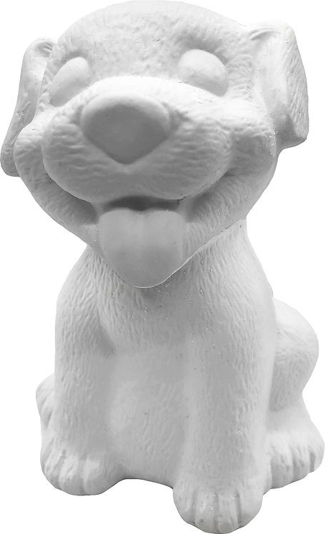 Happy Puppy Statue Painting Kit