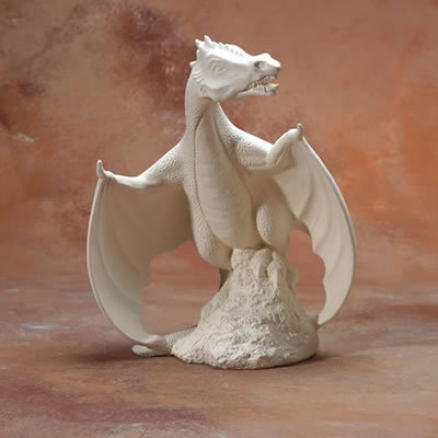 Large DRAGON Painting Kit