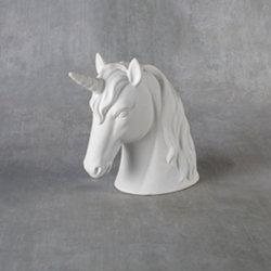 Unicorn Head Bank Painting Kit