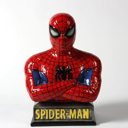 Spiderman Bank Painting Kit