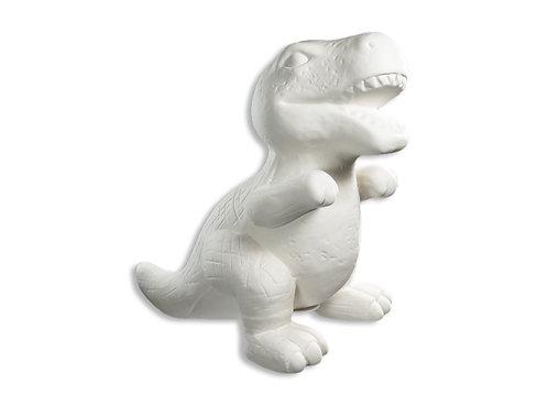 Big T-Rex Bank Painting Kit