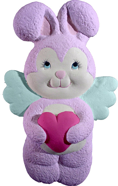 Bunny Angel Plaque Painting Kit