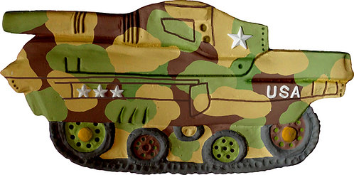 Tank Plaque Painting Kit