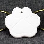 Paw Print Ornament CCX Painting Kit