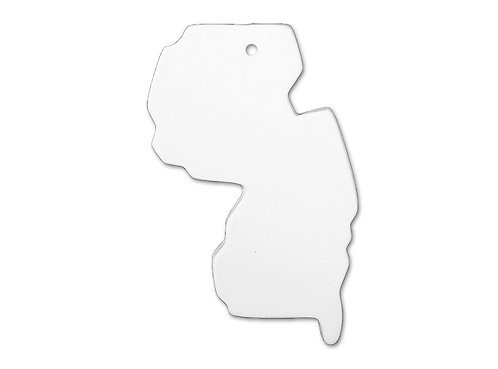 New Jersey Ornament Painting Kit