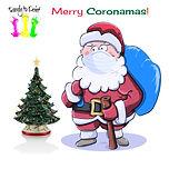 coronamas santa with tree 1080 x 1080 te