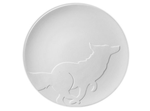 Coupe Fox Plate