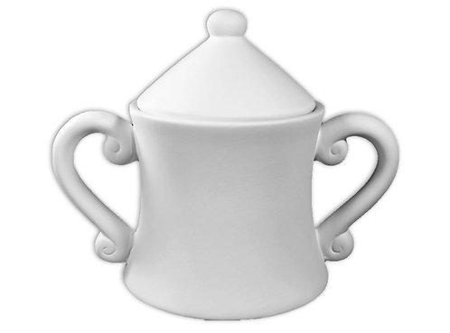 Funky Sugar Pot