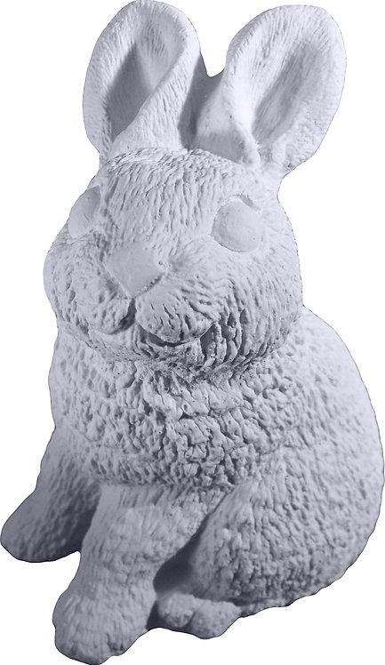 Fluffy Rabbit Statue Painting Kit