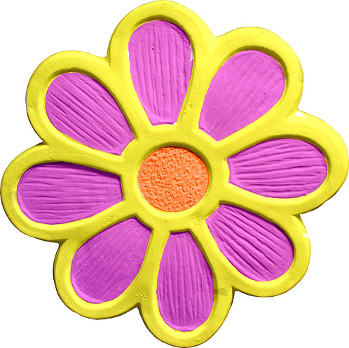 Daisy Plaque Painting Kit