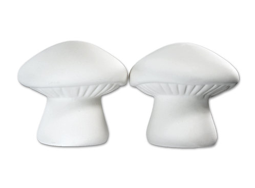 Mushroom Salt and Pepper