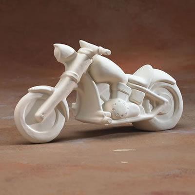 Motorcycle Bank Painting Kit