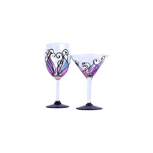 purple-swirls glasses