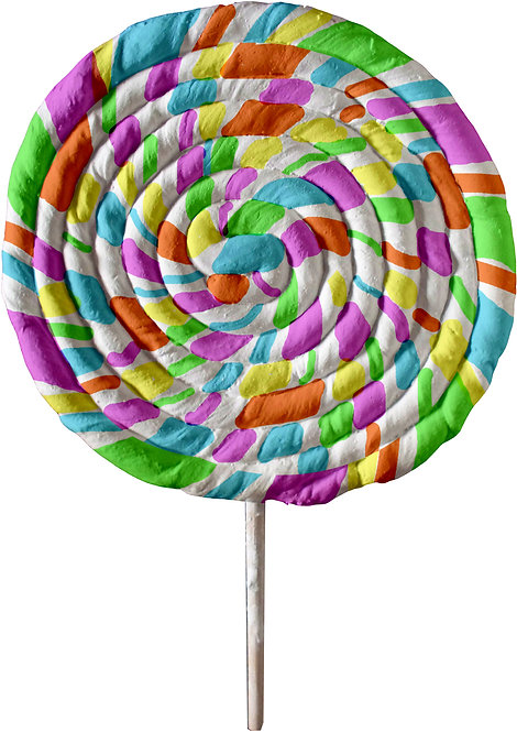 Lollipop Plaque Painting Kit