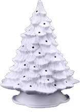 Christmas Tree w/Parts 11inch