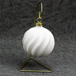 Swirl/Twist Ornament
