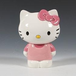 Hello Kitty Figurine Painting Kit