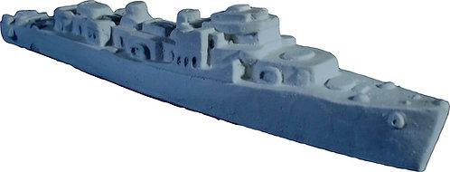Battleship Statue Painting Kit