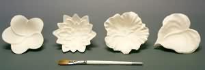 Asstd. Flower Dishes