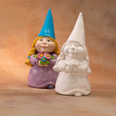 Woman Gnome Painting Kit