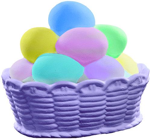 Basket of Eggs Box Statue Painting Kit