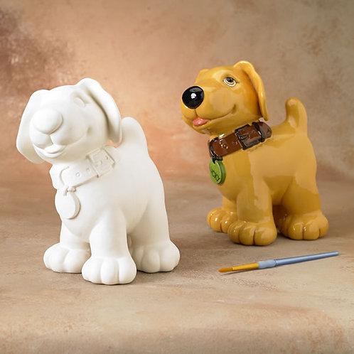 BIGGY DOG BANK Painting Kit