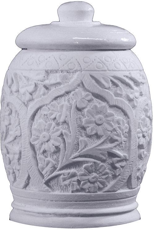 Oriental Jar with Lid Painting Kit
