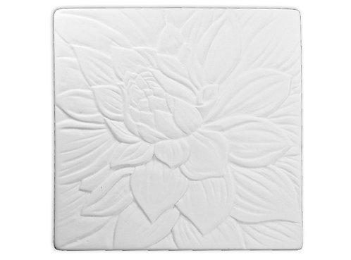 Floral Texture Tile