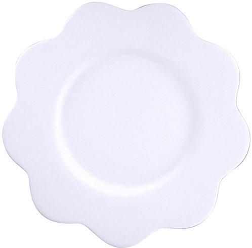 Curvy Dinner Plate