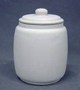 Canister with Seal - Small