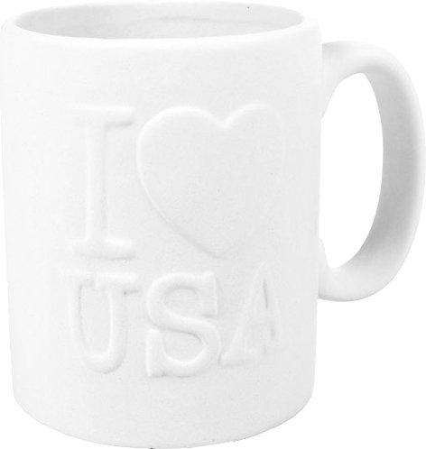 I Love the USA Mug