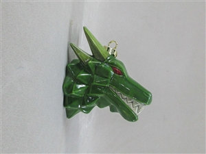 Origami Dragon Ornament
