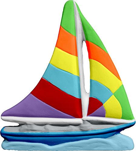 Sailboat Plaque Painting Kit