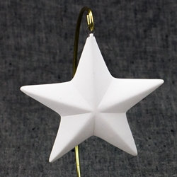Faceted Star Ornament Painting Kit