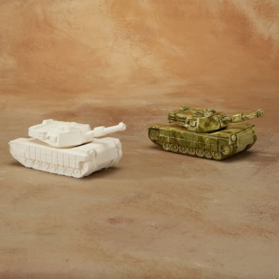 TANK BOX Painting Kit