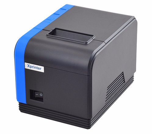 XP-T58L USB thermal receipt printer 58mm POS printer without cutter