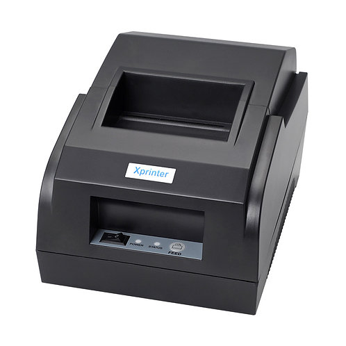 XP-58IIL Bluetooth + USB thermal receipt printer 58mm POS support android & IOS