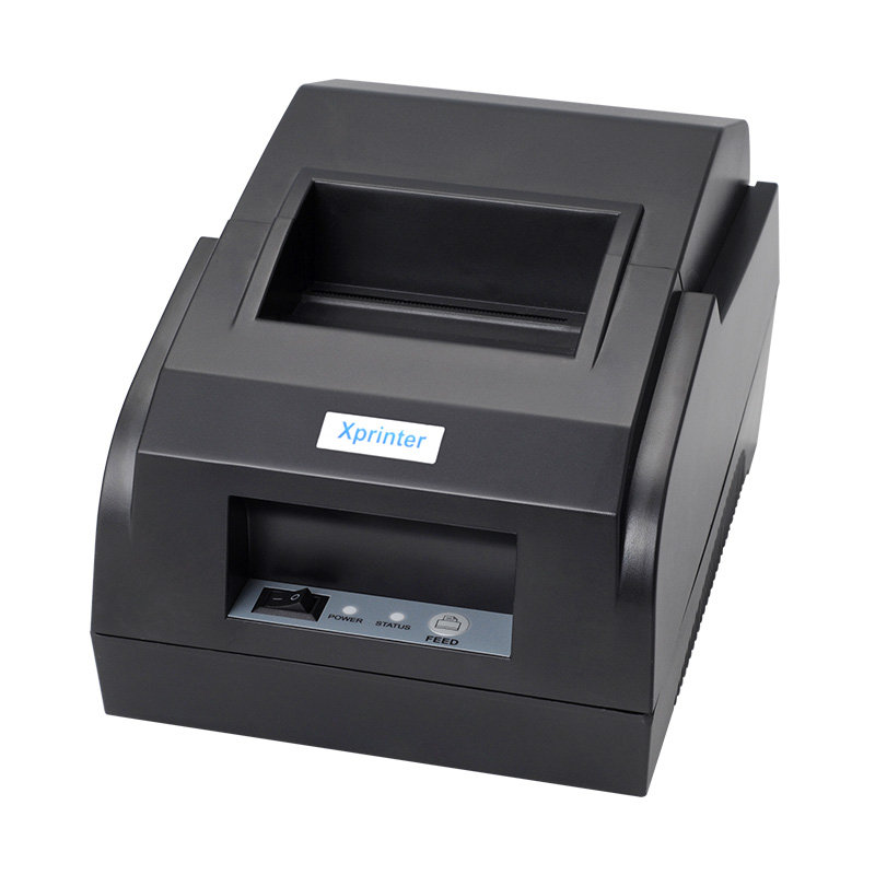XP-58IIL Bluetooth + USB thermal receipt printer 58mm POS support android &  IOS | website-copy-editor
