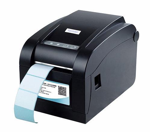 XP-350B USB port high-speed thermal kitchen barcode label printer