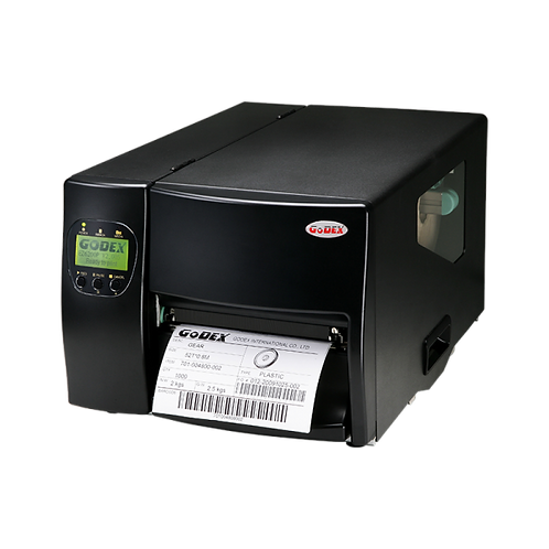 """GoDEX EX6300PLUS 6"""" Direct thermal & Thermal transfer Barcode Industrial Printer"""