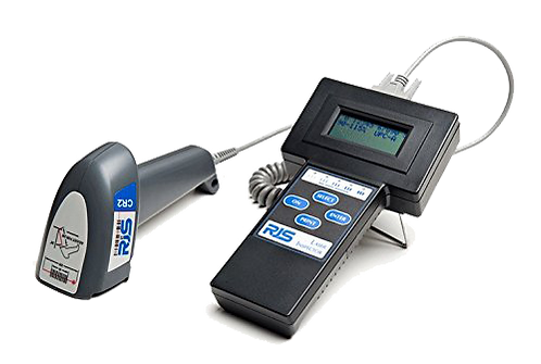 RJS Bar Code Verifier Inspector Model D4000 L