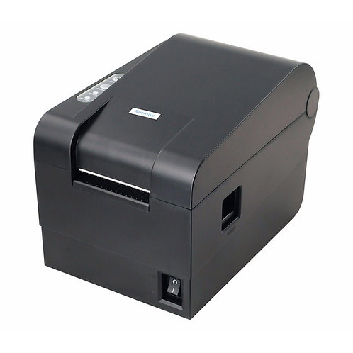 XP-235B High-capacity USB barcode label and receipt multi-purpose printer